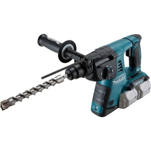Перфоратор SDS-Plus аккумуляторный Makita DHR263RF4 перфоратор sds plus makita hr1841f