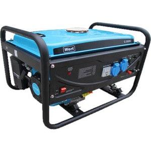 Генератор бензиновый Wert G 3000C генератор бензиновый wert g 3000d