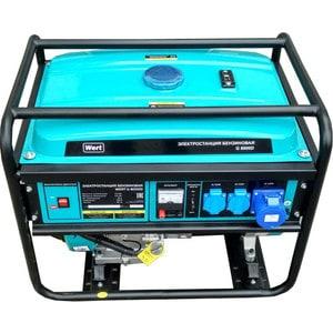 Генератор бензиновый Wert G 8000D генератор бензиновый wert g 3000d