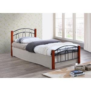 Кровать односпальная Мебельторг 216-90T карат 90t el ask