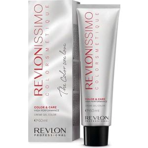 Краска Revlon Professional Revlonissimo Colorsmetique 4.5 коричневый махагон 60мл