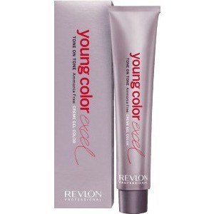 Краска Revlon Professional Young Color Excel 7-43 золотистый махагон 70 мл