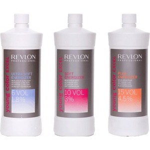 Revlon Professional Young Color Excel биоактиватор софт 3% 900 мл