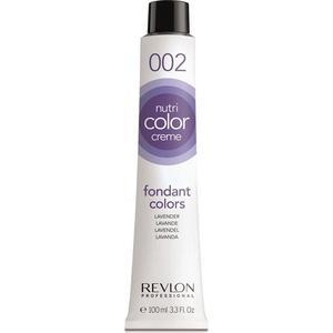 Краска Revlon Professional Nutri Color Creme 002 Лаванда 100 мл краска revlon professional nutri color creme 513 глубокий ореховый 100 мл