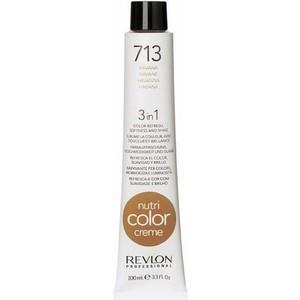 Краска Revlon Professional Nutri Color Creme 713 гаванна 100 мл крем краска nсс 713 гаванна 100 мл revlon professional