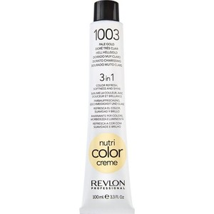 Краска Revlon Professional Nutri Color Creme 1003 очень светло золотисный 100 мл revlon professional nutri color creme