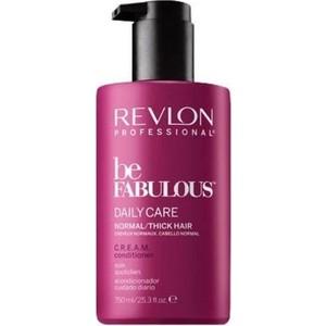 Revlon Professional Be Fabulous Daily Care Normal Hair Thick Conditioner Ежедневный уход для нормальных густых волос кондиционер 750 мл