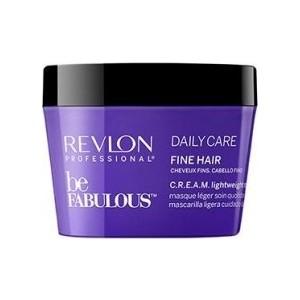 Revlon Professional Be Fabulous Daily Care Fine Hair Lightweight Mask Ежедневный маска уход для тонких волос 200 мл brelil professional hair juice nutri mask