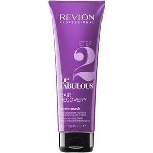 Revlon Professional Be Fabulous Hair Recovery Mask Восстановление волос. Шаг 2. Маска с кератином 250 мл brelil professional hair juice nutri mask