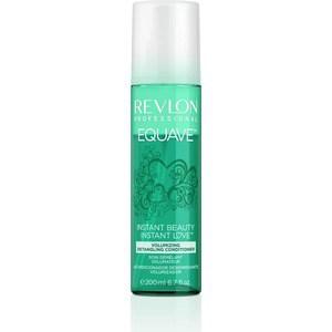 Revlon Professional Equave Instant Beauty Volumizing Detangling Conditioner Несмываемый 2-х фазный кондиционер для тонких волос 200 мл
