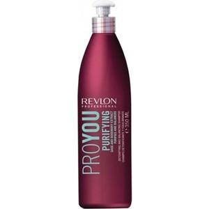 Revlon Professional Pro You Purifying Shampoo Шампунь для волос очищающий 350 мл недорого