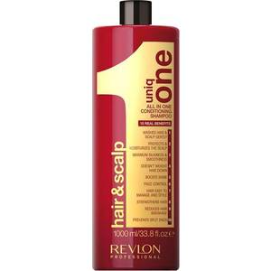 UNIQ ONE Conditioning Shampoo Шампунь-кондиционер 1000 мл. revlon professional uniq one all in one conditioning shampoo 6 300 мл