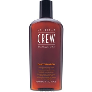 все цены на AMERICAN CREW Daily Shampoo Шампунь для ежедневного ухода за волосами 450 мл онлайн