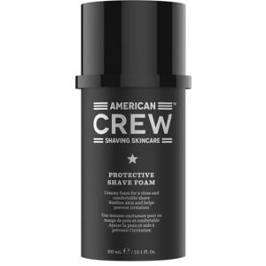 AMERICAN CREW Protective Shave Foam Защитная пена для бритья 300 мл american crew масло для бритья ultra gliding shave oil 50 мл