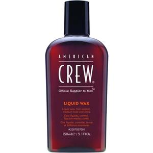 AMERICAN CREW Liquid Wax Жидкий воск 150мл жидкий парафин wend mf natural liquid juice mid 120 ml black