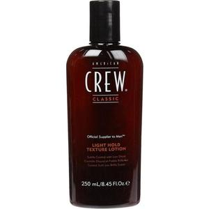 AMERICAN CREW Light Hold Texture Lotion Текстурирующий лосьон 250мл. american crew гель classic firm hold styling gel объем 250 мл