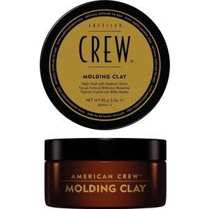 AMERICAN CREW Classic Molding Clay Формирующая глина сильной фиксации со средним уровнем блеска для укладки волос 85 г.