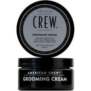 AMERICAN CREW Grooming Cream Крем с сильной фиксацией и высоким уровнем блеска для укладки волос и усов 85 г.
