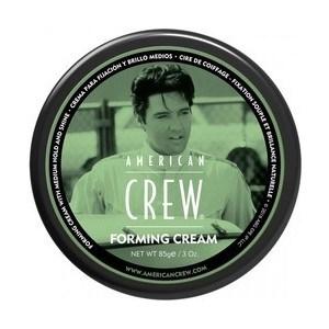 Фотография товара aMERICAN CREW King Forming Cream Универсальный Крем со средней фиксацией и средним уровнем блеска для укладки для всех типов волос 85 г. (703448)