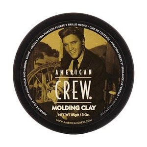 купить AMERICAN CREW King Classic Molding Clay Формирующая глина сильной фиксации со средним уровнем блеска для укладки волос 85 г. дешево