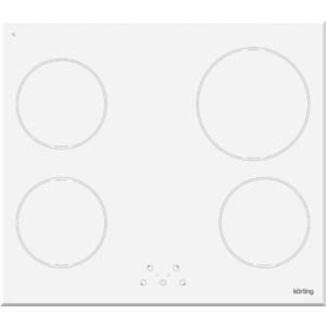 Индукционная варочная панель Korting HI 64021 BW встраиваемая индукционная электрическая варочная поверхность korting hi 64021 b