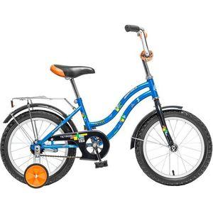 Велосипед NOVATRACK 16 TETRIS синий 098579 детский велосипед novatrack tetris 60776 кх