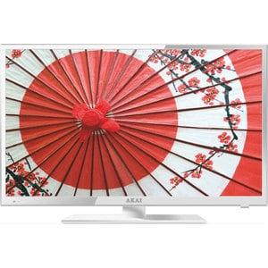 LED Телевизор Akai LEA-24V61W телевизор 24 akai lea 24v61w full hd 1920x1080 usb hdmi vga белый