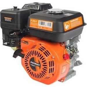 Двигатель бензиновый PATRIOT P170FA (470108015) двигатель бензиновый 17 л с lifan 192fd 7а