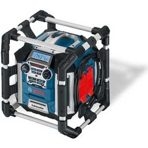 Фотография товара радио с зарядным устройством Bosch GML 50 (0.601.429.600) (70396)
