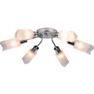 Потолочная люстра Toplight TL3680X-06CH потолочная люстра toplight sabina tl3680x 06ch