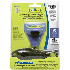 Фото - Фурминатор FURminator FURflex deShedding Tool S Comfort Edge Small Dog All Hair против линьки для собак мелких пород с любой длиной шерсти 2018 new vintage men s messenger bags canvas shoulder bag fashion men business crossbody printing travel small handbag