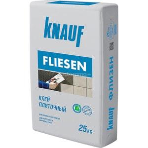 Клей для плитки KNAUF ФЛИЗЕН для внутр.и наружн.работ 25кг.  цена и фото