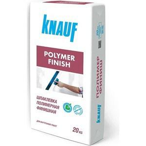 Шпатлевка KNAUF ПОЛИМЕР ФИНИШ финишная полимерная 20кг.
