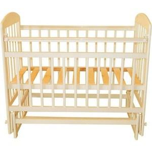 Кроватка Briciola Briciola-14 маятник поперечный, без ящика, слоновая кость (BR1411) все цены