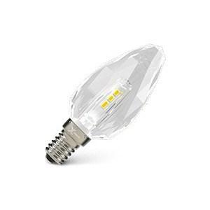 Светодиодная лампа X-flash XF-E14-CC-3.3W-4000K-230V (арт.47864) x flash светодиодная панель x flash xf spw 295 1195 2 40w 6000k арт 47390