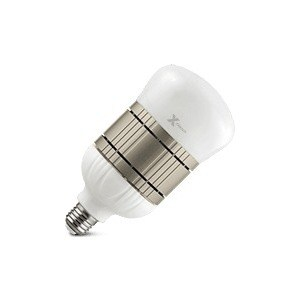 Светодиодная лампа X-flash XF-E40-C105-50W-4000K-230V (арт. 47840) 5pcs e40 e27 b22 50w 5730 smd 165 led chip corn light ac110v 220v warm white bulb maize lamp home indoor outdoor street lighting
