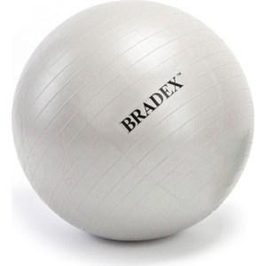 Мяч для фитнеса Bradex Фитбол-65 bradex sf 0016 мяч для фитнеса фитбол 65 bradex sf 0016