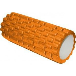 Валик для фитнеса Bradex Туба оранжевый SF 0065 валик bradex для фитнеса массажный зеленый sf 0247