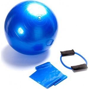 Набор Bradex для фитнеса SF 0070 bradex sf 0016 мяч для фитнеса фитбол 65 bradex sf 0016