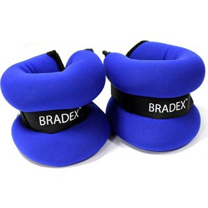 Утяжелители Bradex 1,5 кг пара Геракл Экстар цена