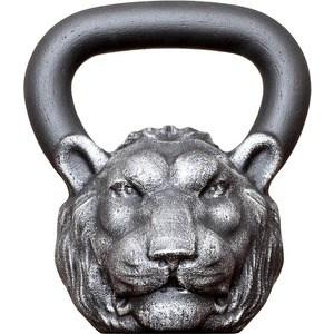 Гиря Iron Head Лев 16,0 кг цена