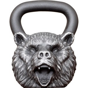 Гиря Iron Head Медведь 24,0 кг playwell romaro ray forged carbon steel golf wedge head wood iron putter