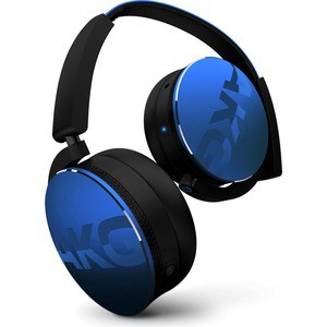 Наушники AKG Y50BT blue akg c516ml
