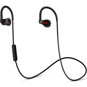 Наушники JBL Under Armour Sport Wireless Heart Rate black гарнитура jbl e55bt белый jble55btwht
