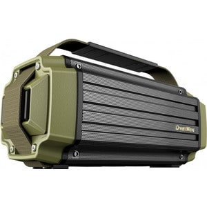 Портативная колонка DreamWave Tremor green dreamwave explorer портативная bluetooth колонка
