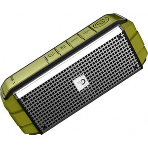 Портативная колонка DreamWave Explorer green dreamwave explorer портативная bluetooth колонка