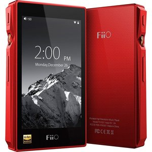 MP3 плеер FiiO X5 III red fiio x5 2nd gen gold