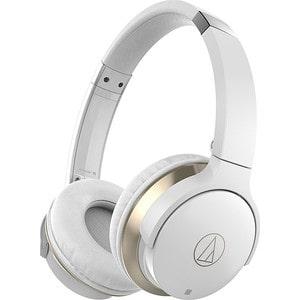 Наушники Audio-Technica ATH-AR3BT white tivoli audio pal bt glossy blue white