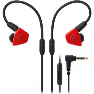 Наушники Audio-Technica ATH-LS50 iS red наушники audio technica ath pro5mk3 black
