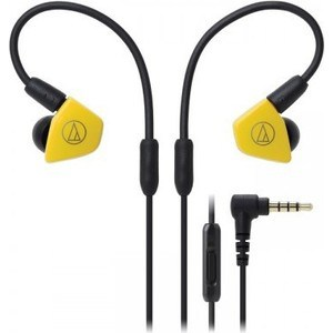 Наушники Audio-Technica ATH-LS50 iS yellow наушники audio technica ath pro5mk3 gm